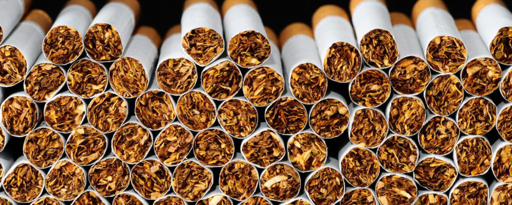 Табак - наркотик