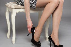 варикоз красота ног