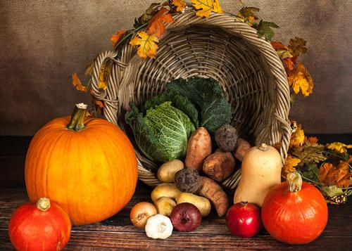 6 овощей из погреба помогут в уходе за кожей