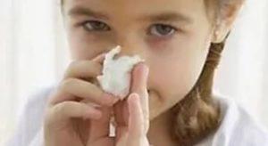 как снять отек в носу у ребенка
