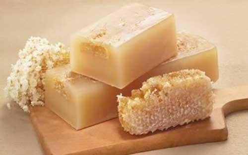 Преимущество натурального мыла