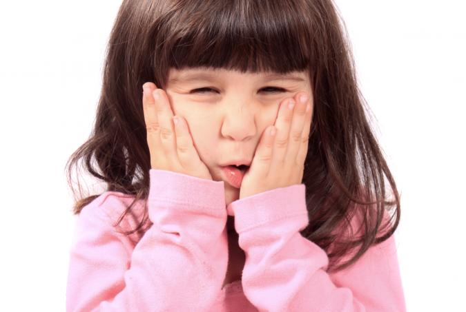 Способы снять воспаление десен у детей