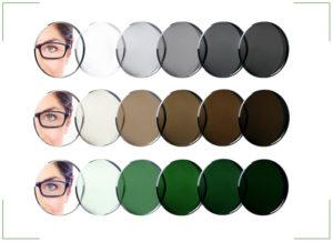 Фотохромные очки: их разновидности и особенности