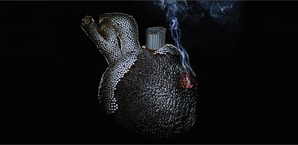 Язва желудка при курении