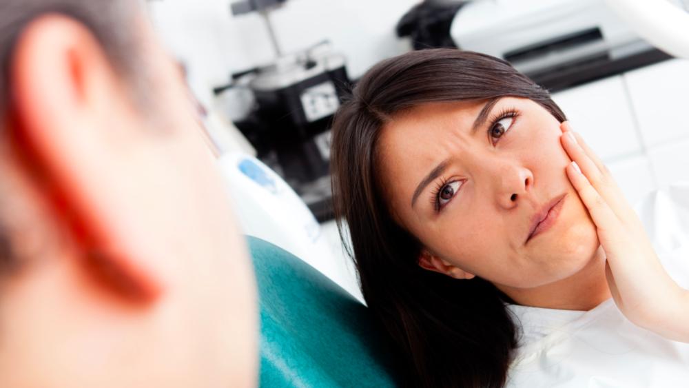 Болит зуб мудрости при беременности