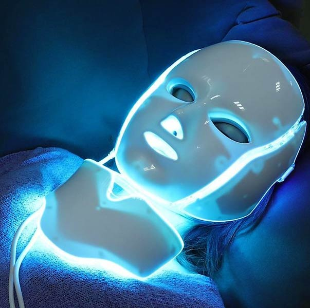 LED маска, светотерапя