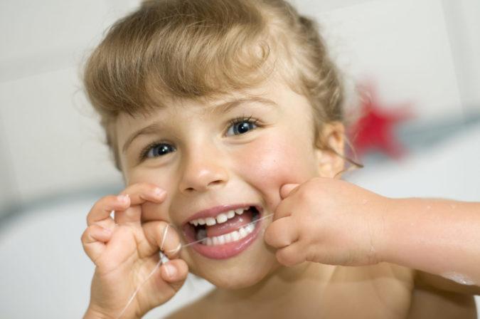 Как бороться с кровоточивостью десен у детей