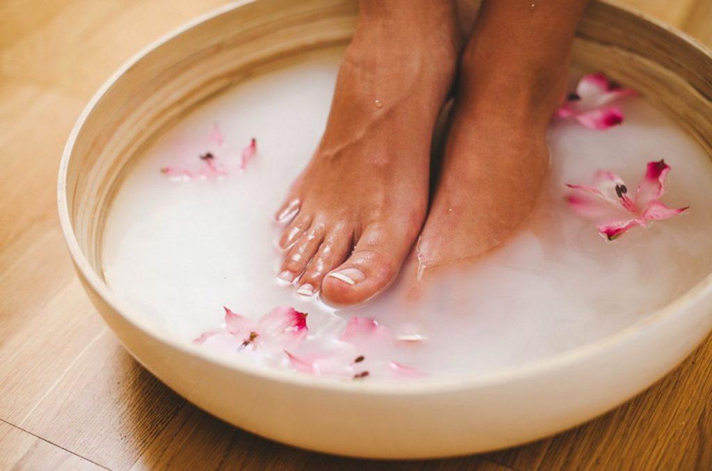 Правила домашнего педикюра сохраним кожу пальцев ног идеальной!