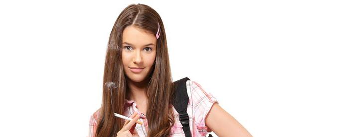 О вреде курения для подростков, причины,статистика