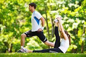 Занятия спортом и прыщи