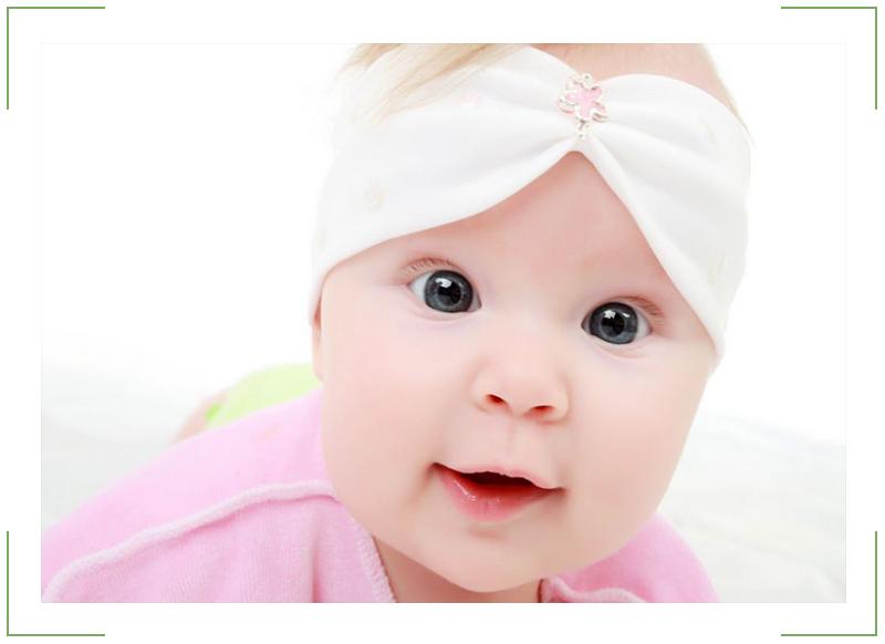 Зрение у новорождённых