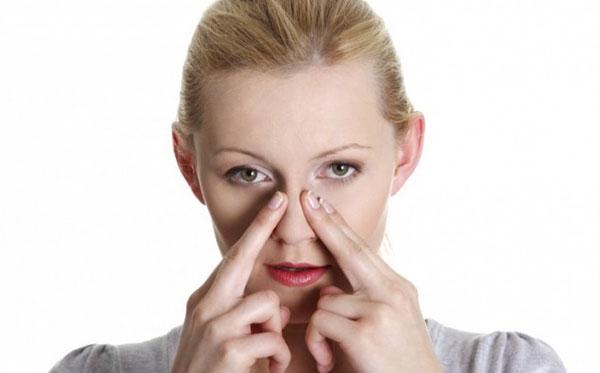 Заложенность носа у взрослого