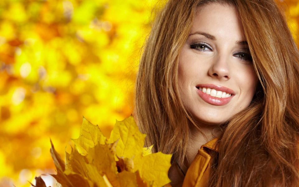сезон, осень, листья