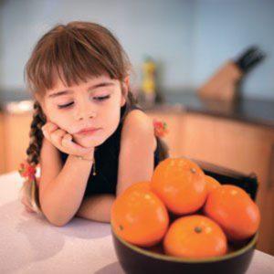 аллергия на питание