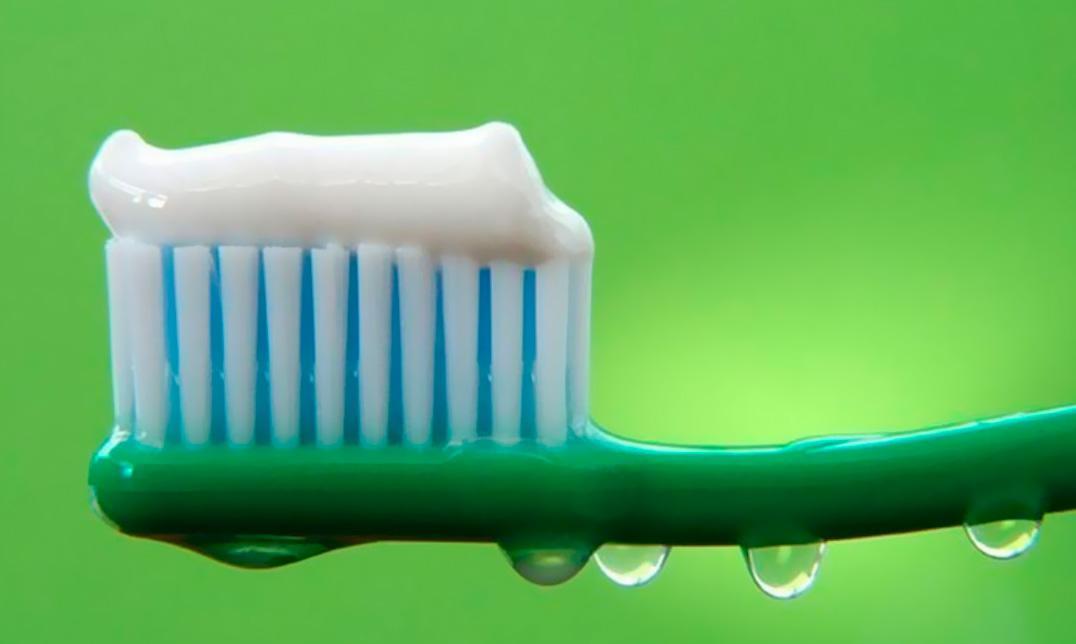 Зубная паста с кальцием