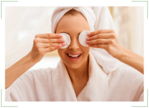 Как убрать красноту глаз в домашних условиях