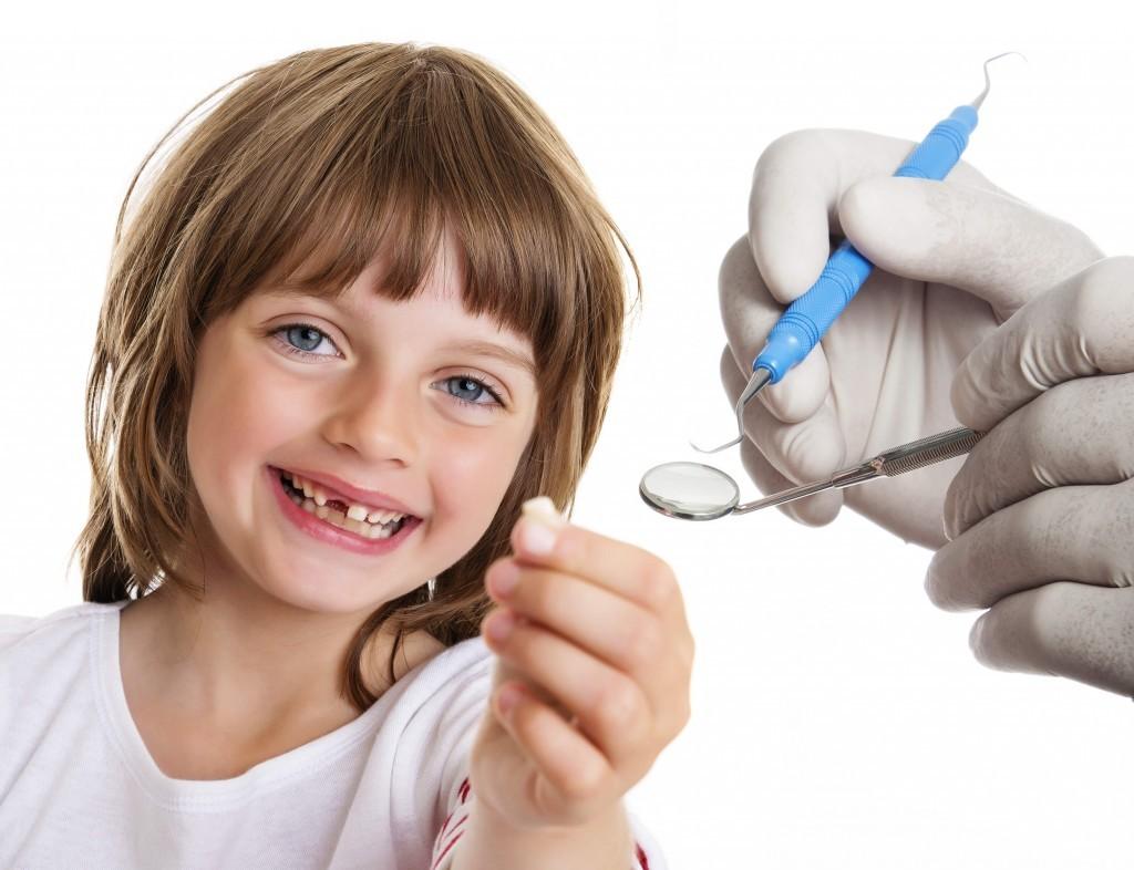 Интактный зуб