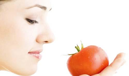 Маски от прыщей из помидоров