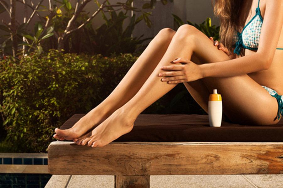 Как придать коже эффект загара безопасными способами