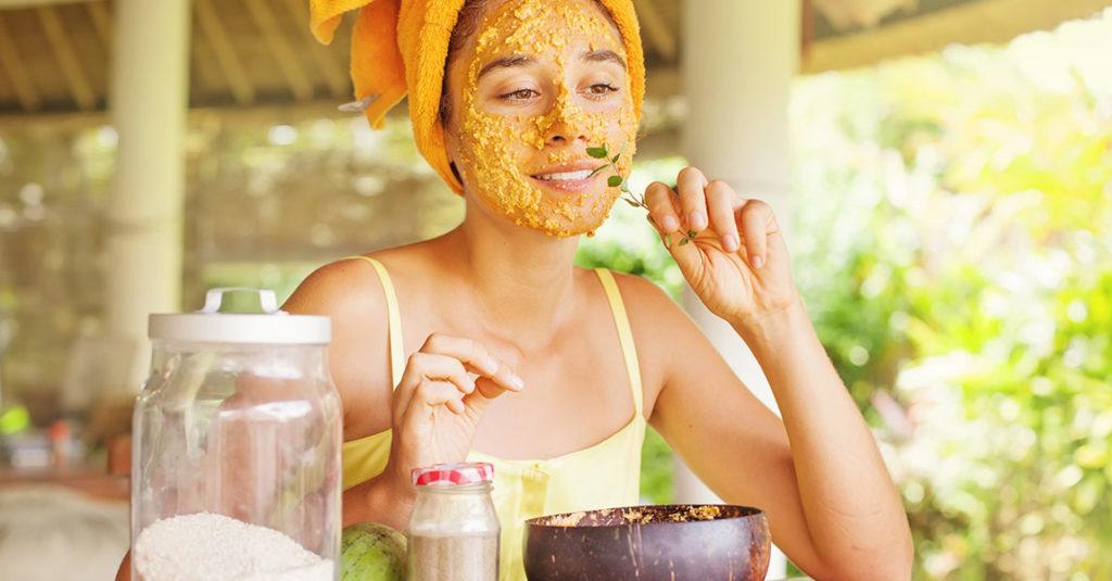 маски на лицо освежающие, летние