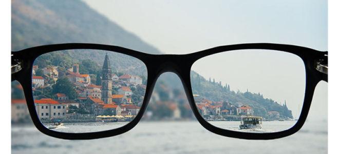 Зрение плюс 3 как видит человек