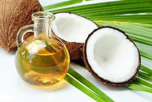 кокосовое масло от прыщей