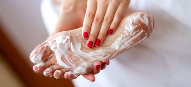 Улучшить состояние сухой кожи на пятках в домашних условиях