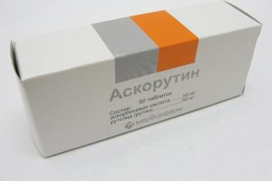 аскорутин варикоз таблетки нижние конечности