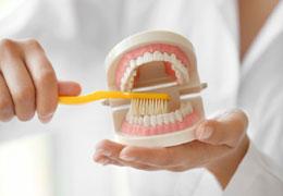 Узнаем, как правильно почистить зубные протезы