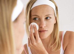 Безопасные методы очищения кожи лица