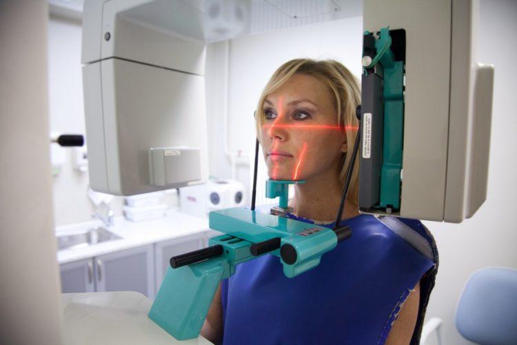 Компьютерная томография челюсти