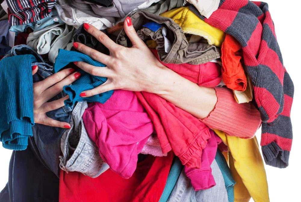 одежда, ткани
