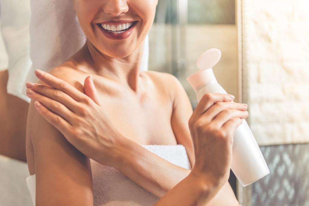 увлажнение кожи тела, крем на тело
