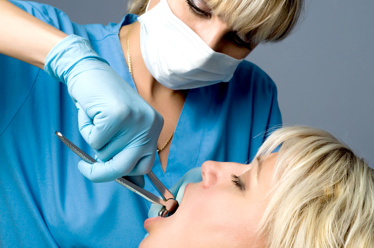 Антибиотики после удаления зуба