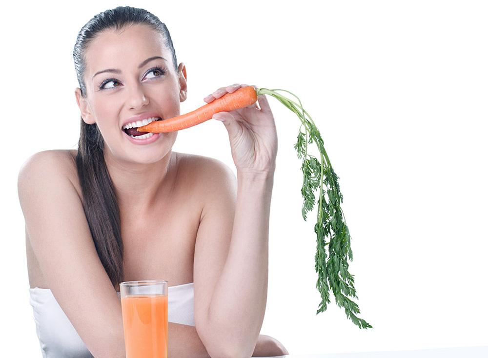 Эти 4 овоща помогут сделать загар темнее