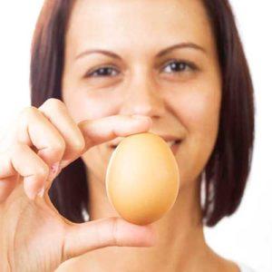 яйцо для масок