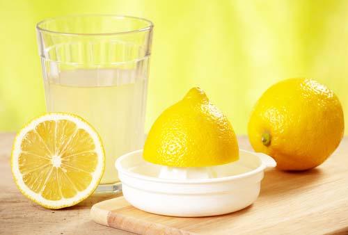 Сок лимона для кожи