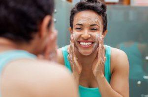 В чём нуждается кожа при занятиях спортом?