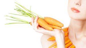 Морковка от прыщей