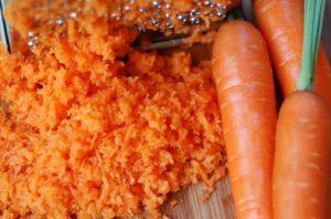 Морковь от прыщей