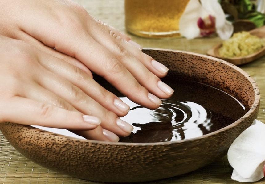 Оздоравливающие ванночки для рук: советы и рецепты
