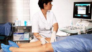 дуплексное сканирование вен нижних конечностей процедура