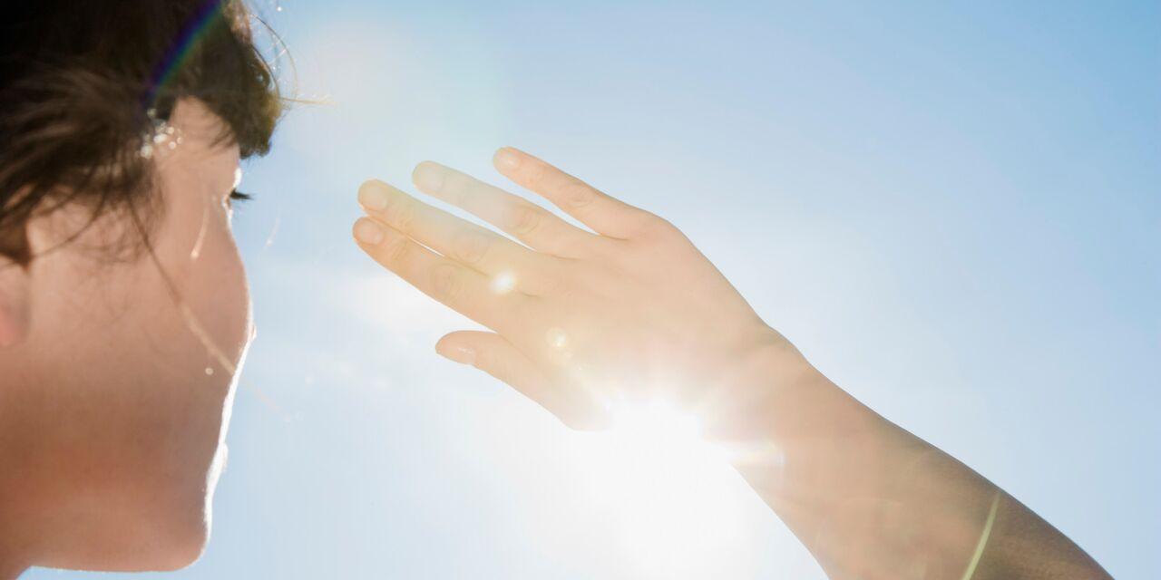 солнце, свет