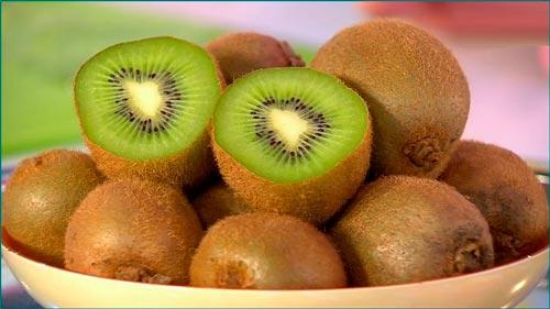Киви фрукт для кожи