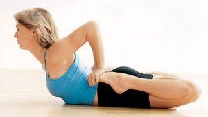 йога при варикозе ноги