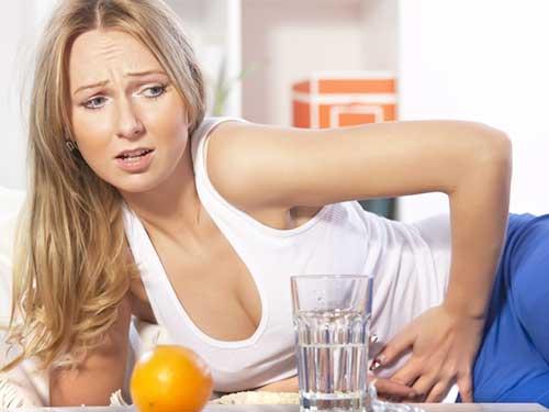 Прыщи при повышенной кислотности желудка