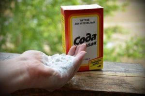 Как помогает сода от прыщей: