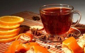 цитрусовые чаи