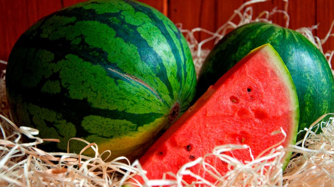 Арбуз ягода для омоложения и очищения кожи + 4 маски