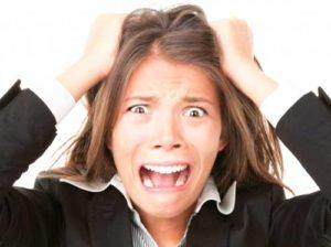Почему от стресса появляются прыщи
